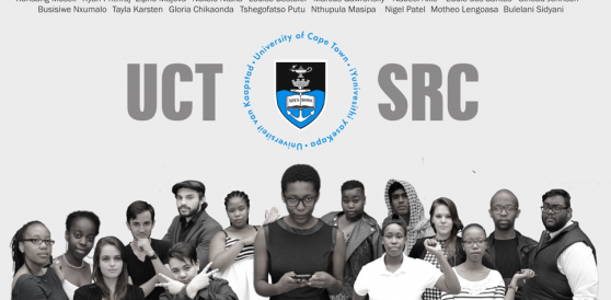 UCT SRC group photograph